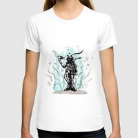 diver T-shirts featuring DIVER by taniavisual