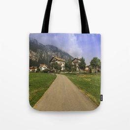 The beautiful Dolomites Tote Bag