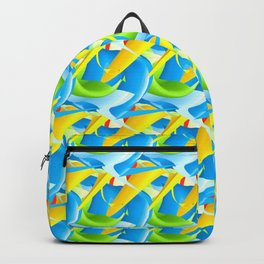 3D Pattern_02 Backpack