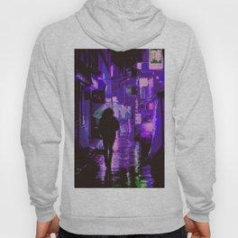 Neon City Nights Hoody