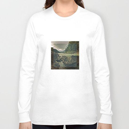 the river 5 Long Sleeve T-shirt