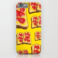 Strawberry Toast iPhone 6s Slim Case