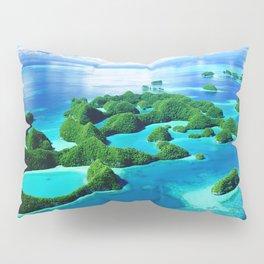 70 Wild Islands Palau Pillow Sham