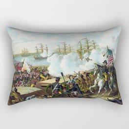 Andrew Jackson -- Battle of New Orleans Rectangular Pillow