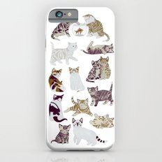 Little Kittens Slim Case iPhone 6s