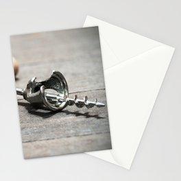 Corkscrew 2 Stationery Cards