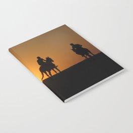Three Horsemen Notebook