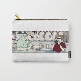 Call Me By Your Name scene Carry-All Pouch