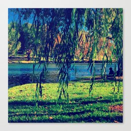 Contemplations Canvas Print