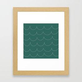 Coit Pattern 43 Framed Art Print