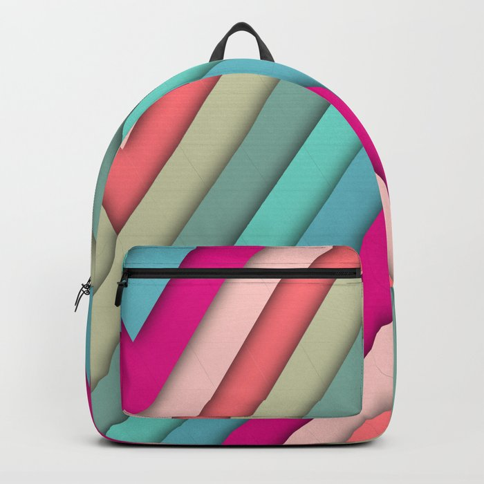 triangles pop Backpack