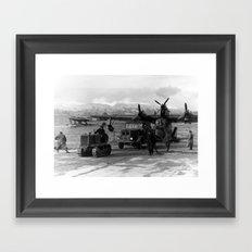Blohm&Voss BV 138 Framed Art Print