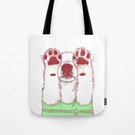 pop puppy Tote Bag