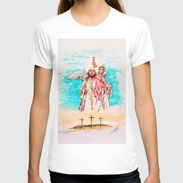 Death & Resurrection T-shirt