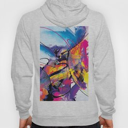 Abstract Art Britto - QB293 Hoody