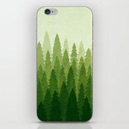 C1.3 Pine Gradient iPhone Skin