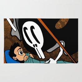 Sleep paralysis Rug