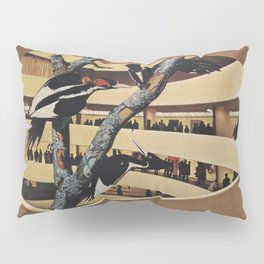 Art Museum Pillow Sham