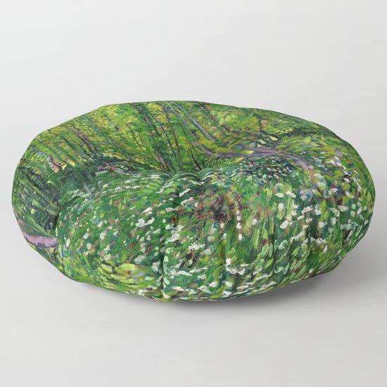 Vincent Van Gogh Trees & Underwood by purelove