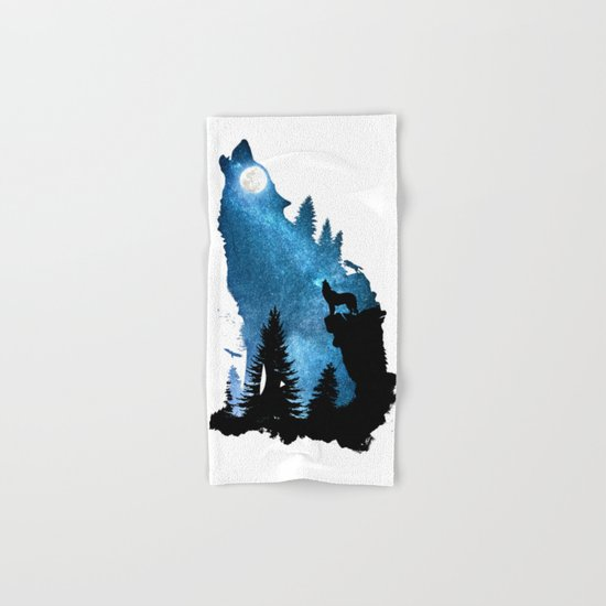 The Howling Wind Hand & Bath Towel