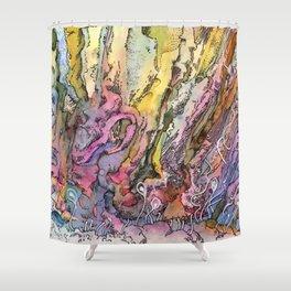 yuposlavia Shower Curtain