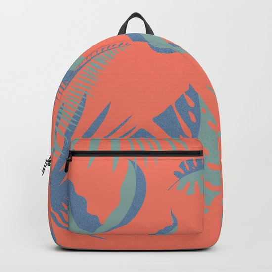 Palmtree Paradise Backpack