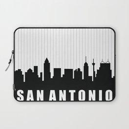 San Antonio Skyline Laptop Sleeve