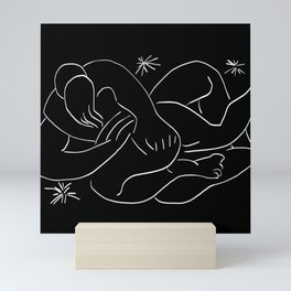 Matisse Loving Couple #1 Mini Art Print