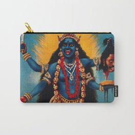 Kali - Hindu Carry-All Pouch