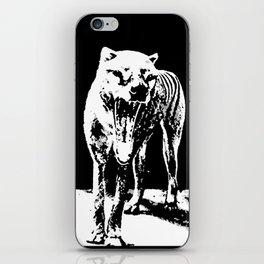 Tasmania Tiger iPhone Skin