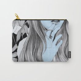 Seven blues  Carry-All Pouch