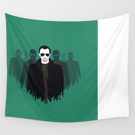 The Bitter End - Variant Wall Tapestry