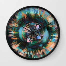Cycles Wall Clock
