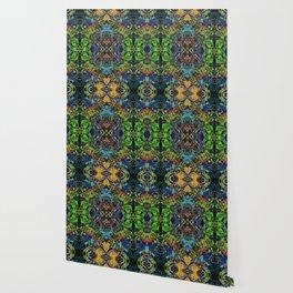 Paint Mandala 003 Wallpaper