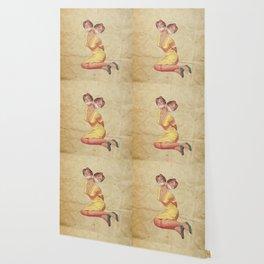 bondage twin Wallpaper