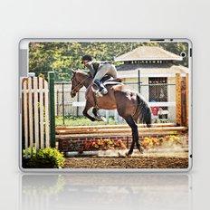Equestrian love Laptop & iPad Skin