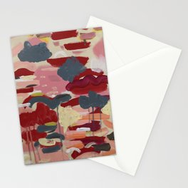 Sunsets and Flower Fields Stationery Cards