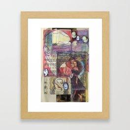 For the Fruit Upon the Tree Framed Art Print
