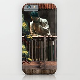 "Irrfan Khan as Saajan in ""The Lunchbox"" iPhone Case"