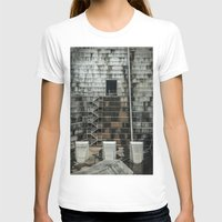 industrial T-shirts featuring Industrial  by Novella Photography