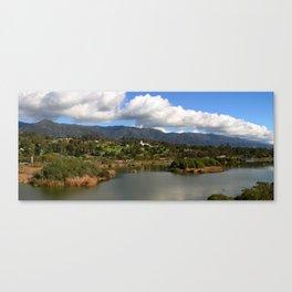 Santa Barbara - Montecito Canvas Print