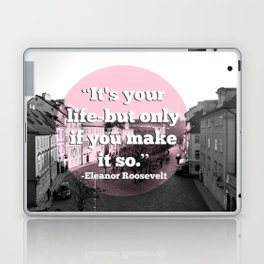 It's Your Life Laptop & iPad Skin
