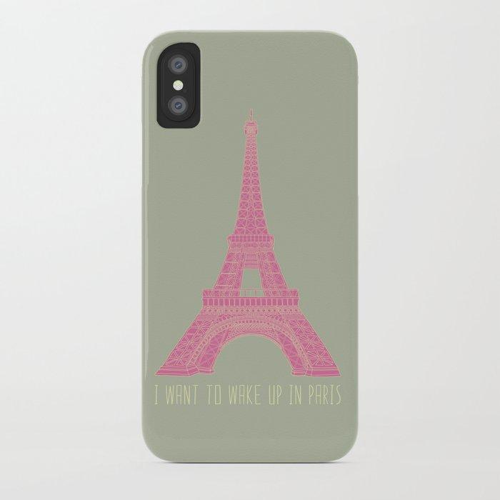 OUI OUI iPhone Case