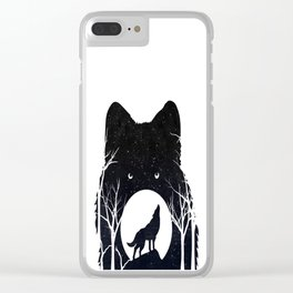 Howler Clear iPhone Case