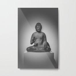 Amida Metal Print