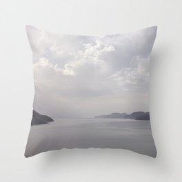 Kalymnos Greece Throw Pillow