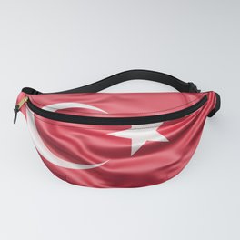 Flag of Turkey Fanny Pack