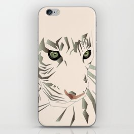 Tiger's Tranquility iPhone Skin