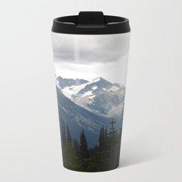 Whistler views Metal Travel Mug