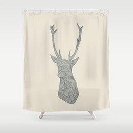 Deer. Shower Curtain